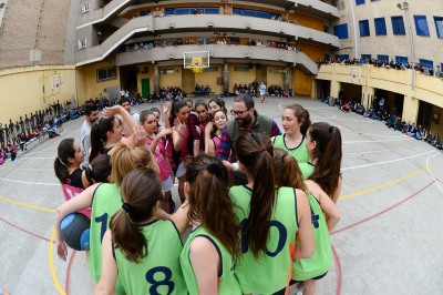 Huddle inicial.