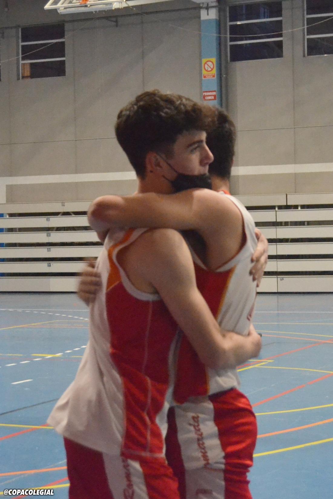 Romareda vs. IES Miguel Catalán (Masculino)