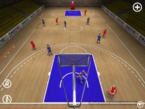 Diagrama 3D ejercicio juego pase arriba