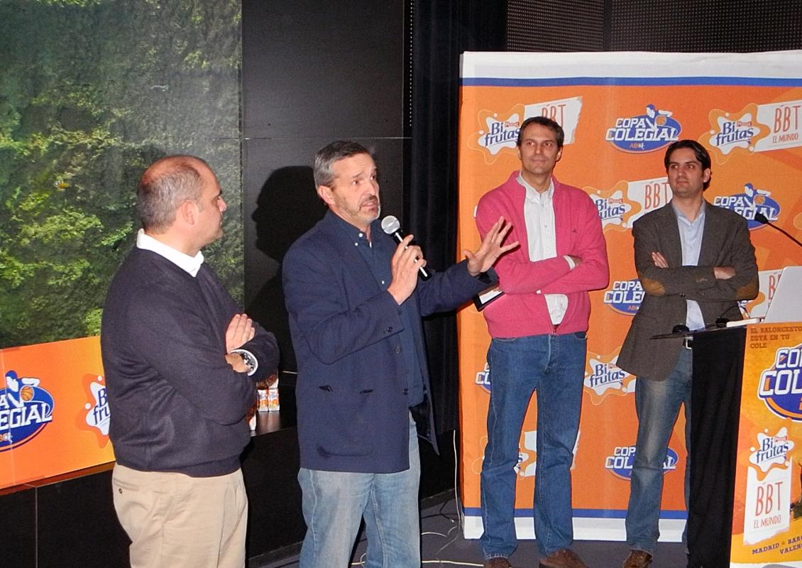 Chuchi Carrera, invitado especial de la Presentación