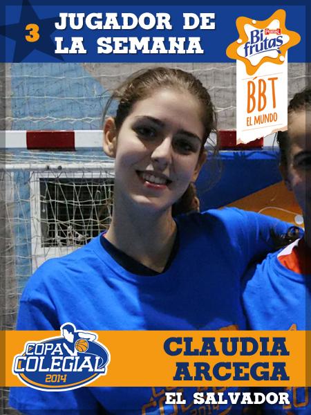 Claudia Arcega