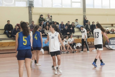 Lucía Sande (21) MVP del partido