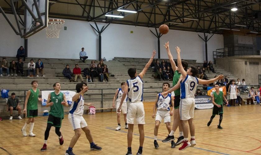 Santa María consigue su plaza en la final de la Copa Colegial