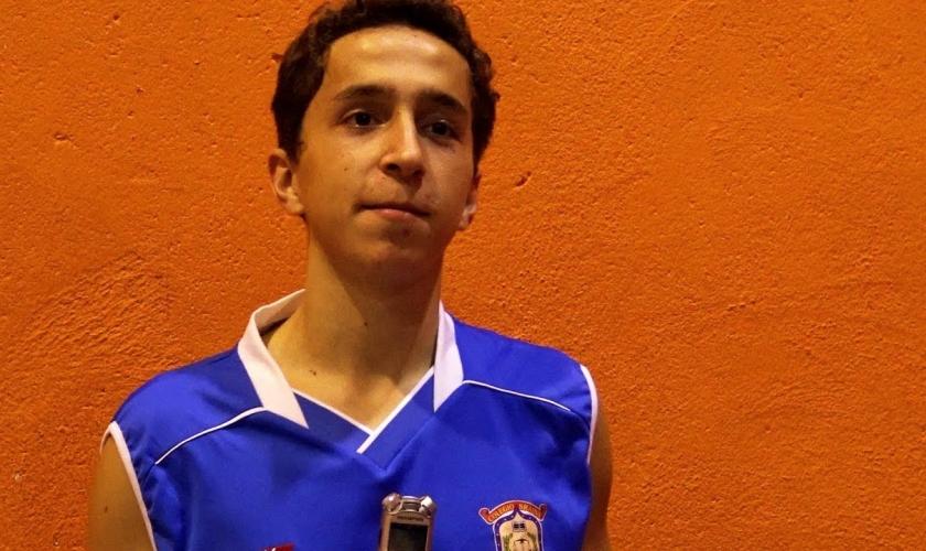 """Una actitud defensiva ejemplar: conoce a Daniel Ruiz, de Brains: """"Es una sensación que no olvidaré"""""""