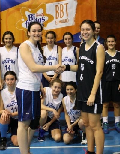 Nuria Elso y Adrina Castro, MVPs