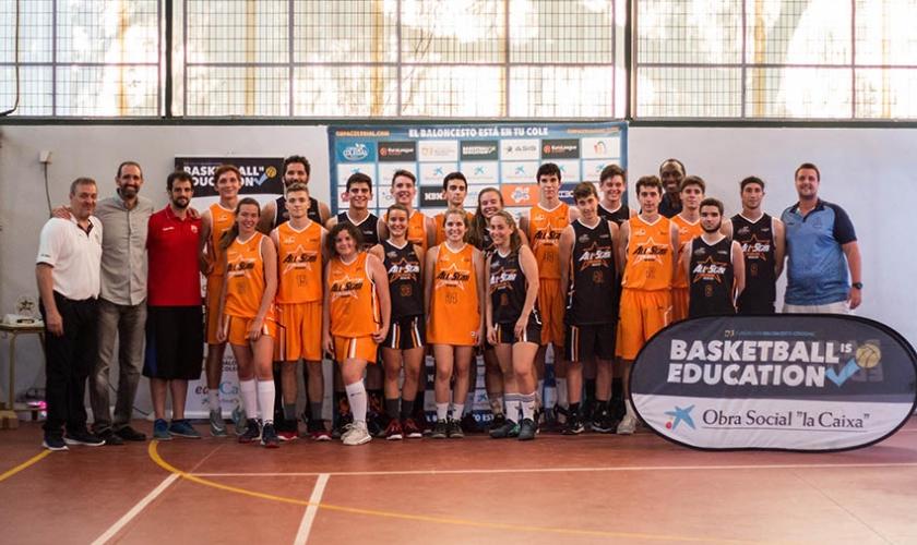 All Star: El Oeste reina en Málaga en un espectacular encuentro