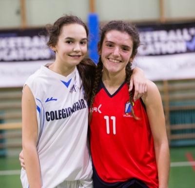 Alba Rodriguez y Teresa Aneiros MVPs