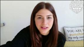 """Una alumni legendaria. Patricia Díaz, de Coras: """"El ambiente de la Copa es inigualable"""""""
