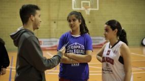 """Ana Gayarre: """"Es increíble volver a jugar una Gran Final"""""""