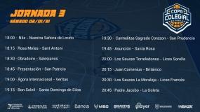 Año nuevo... jornada nueva de Copa Colegial eSports