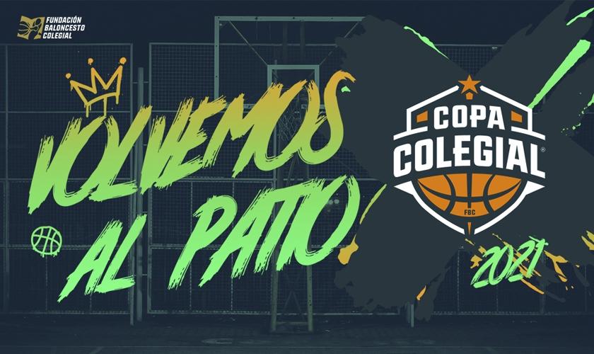 Así fue la Gala de presentación  nacional de la Copa Colegial 2021: ¡volvemos al Patio!