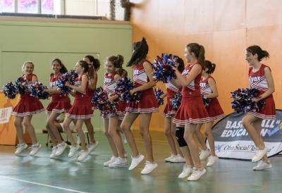American School Dance Team.