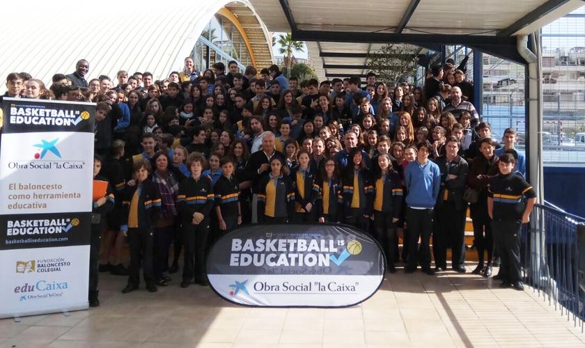 BIE Málaga: Espectacular puesta en escena en el Colegio Novaschool