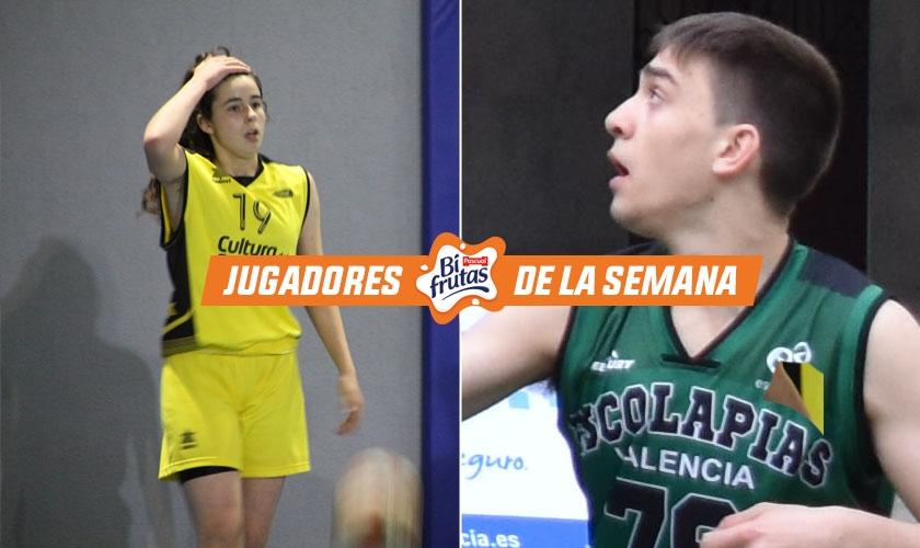 Bleda y Baena: dos jugones, Jugadores Bifrutas de la Semana