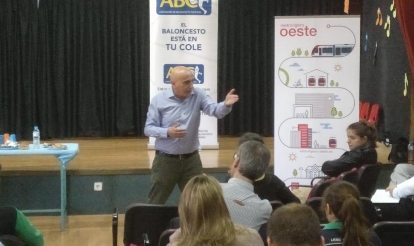 """Buceta da ejemplo en Sorolla: """"Si no hay compromiso el deporte pierde su valor educativo"""""""