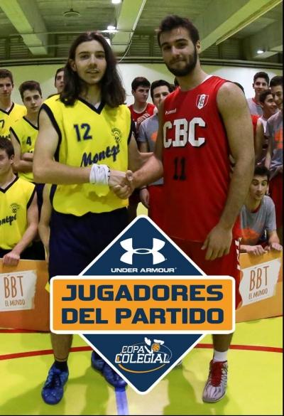 Miguel González y Pablo Redondo