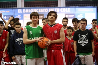 Alfonso González y Álvaro Montoya, MVP