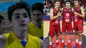 Campeón de la Copa Colegial... y debut en ACB: el gran momento de Javi García