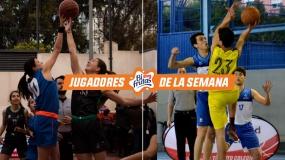 Carla y Carlos, Jugadores Bifrutas de la Semana
