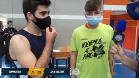 Carlos Roche y Eduardo Casas nos dan sus impresiones tras el Romareda - San Valero