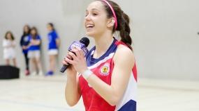 Carmen Hevia lidera y sentencia el pase de Coras a semifinales
