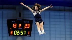 Cheerleading American way!!