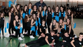 Cheerleading en Colegio Árula