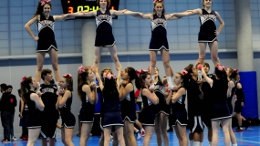 Cheerleading time!!!