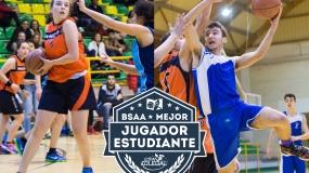 Claudia Arguiñano y Juan Álvarez, premios BSAA Valladolid 2017