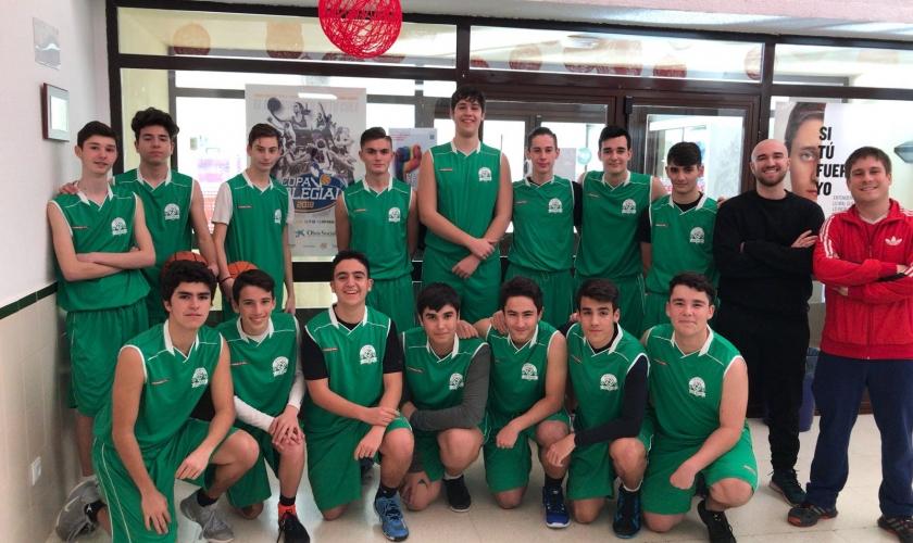 Las Rosas: con la ilusión (y el deseo) de una primera vez en la Copa Colegial