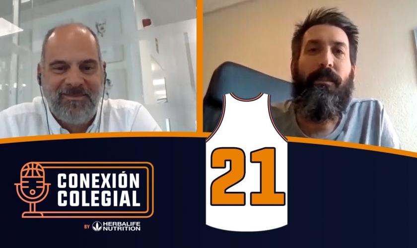 Conexión Colegial. Capítulo 21. Todo el final de Madrid y una charla inolvidable con Chuchi Carrera