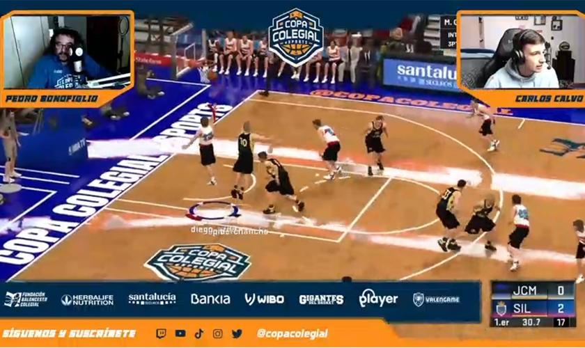 Conferencia Este: resumen de la Jornada 1 Copa Colegial eSports