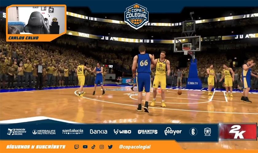 Conferencia Este: resumen de la Jornada 4 Copa Colegial eSports