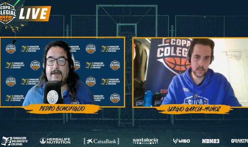 Copa Colegial Live. Programa 3 (EPISODIO COMPLETO)