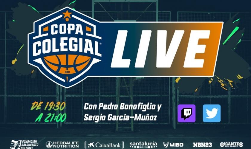 Copa Colegial Live. Programa 4 (EPISODIO COMPLETO)