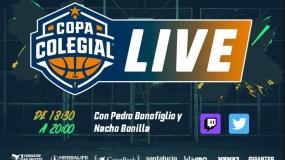 Copa Colegial Live. Programa 5 (EPISODIO COMPLETO)