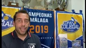 Copa Colegial Vintage: el colegio Asunción de Málaga