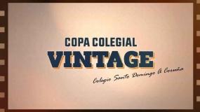 Copa Colegial Vintage: el colegio Santo Domingo de A Coruña
