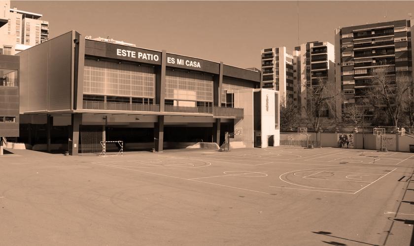 """Copa Colegial Vintage: """"Este patio es tu casa"""""""