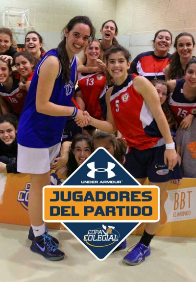 Paula García y Silvia Mesa
