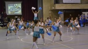Debut de San Agustín Los Negrales Cheerleading