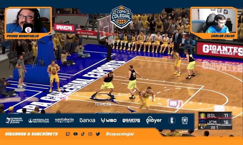 Definidos los Play Off de la Copa Colegial eSports