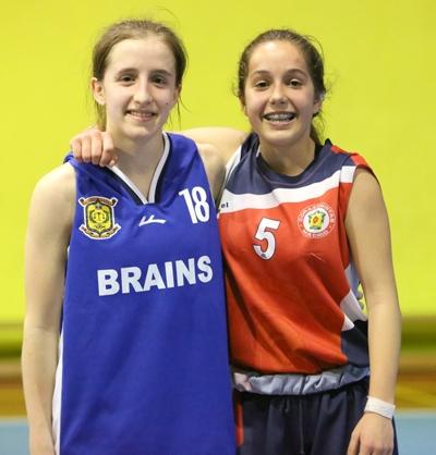 Blanca Zumárraga y Carmen Hevia