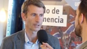 """El deseo de Pablo Martínez: """"Me gustaría que hubiera más ciudades y colegios"""""""