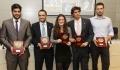 Gracias por los recuerdos...el Salón de la Fama  del Baloncesto Colegial recibió a la Clase del 2011