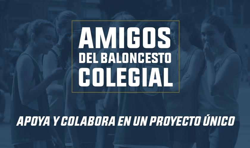 Hazte Amigo del Baloncesto Colegial