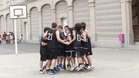 Dominicos campeón de la Pequecopa Colegial de A Coruña