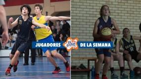 Dos finalistas, Jugadores Bifrutas de la Semana 3 en Zaragoza