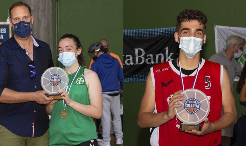 Dos MVPs muy especiales: Emma Regueiro y Daniel Cayado