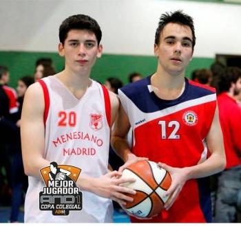 García y Vázquez, Mejores Jugadores AND1